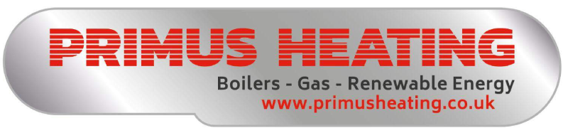 Primus - Plumbing for Boilers, Heating and Bathrooms  Logo